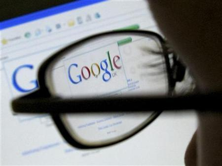 google-through-glasses