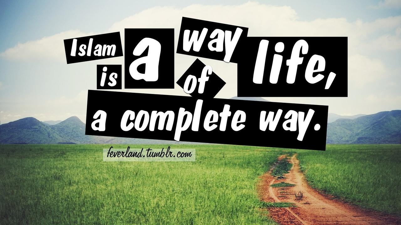 islam-way-of-life