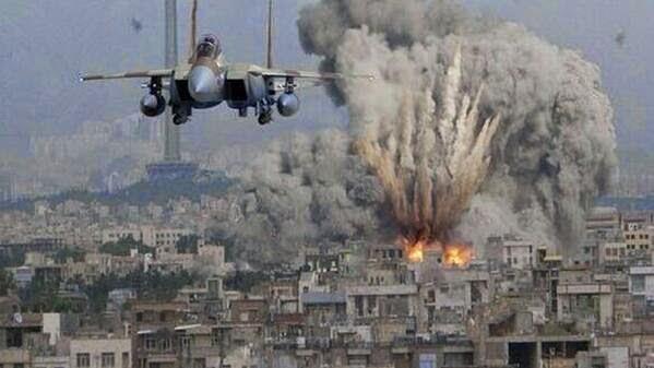 Gaza-after-Airstrike