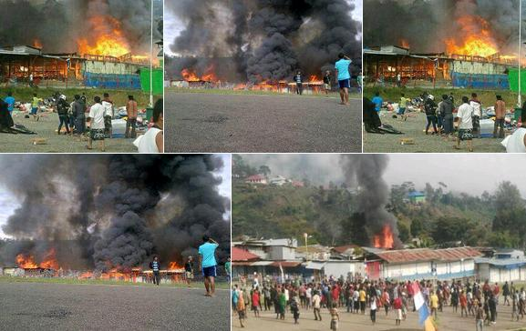 foto-pembakaran-masjid-di-tolikara