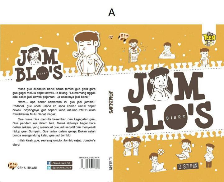 Jomblo's Diary